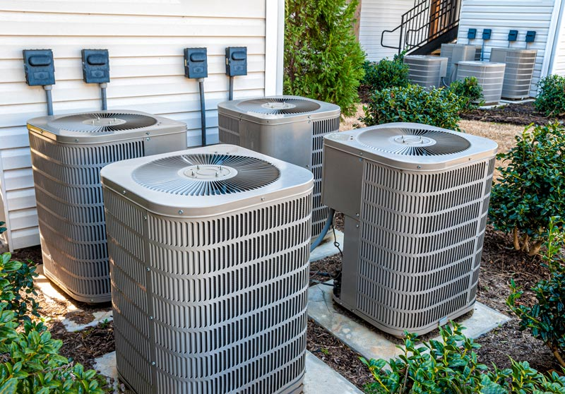 Heating and Cooling Services RG